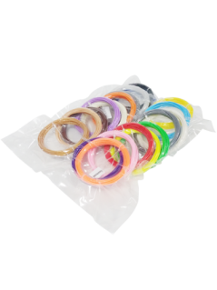 20 colors ABS filament pack